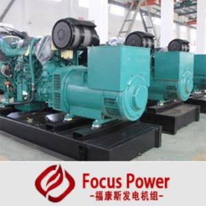 福康斯/进口瑞典沃尔沃发电机组100KW-550KW