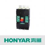 杭州鸿雁 /HYM1系列/4P塑料外壳式断路器