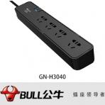 公牛/GN-H3系列/抗电涌过载保护插座插排插线板接线板3米