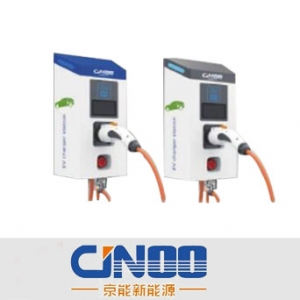 京能新能源/220V 32A壁挂式交流充电桩/AC交流充电产品