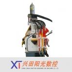 兴田阳光数控/DGX14系列/数控带钢冲孔切断机