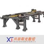 兴田阳光数控/YJX-1010系列/新型高速数控角钢冲孔打字剪切生产线
